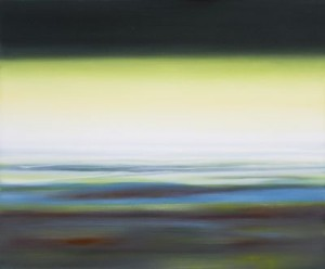 Ohne Titel. 2014. (10/12/14) Öl auf Leinwand 50 x 60 cm.