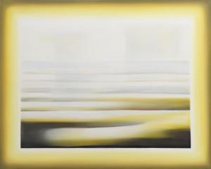Lichtspur Schwarz Gelb
